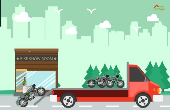 Vehicle Moving